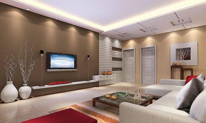 Home Interior Design Living Room House