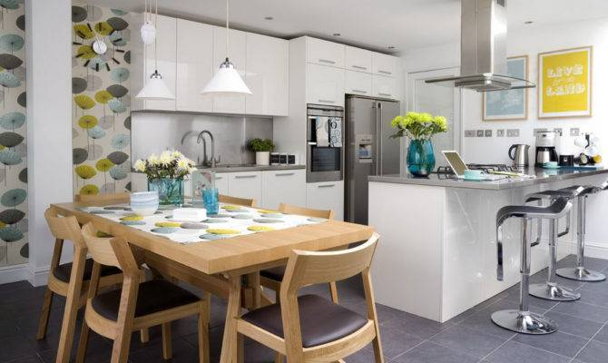 Home Interior Open Kitchen Concept Our