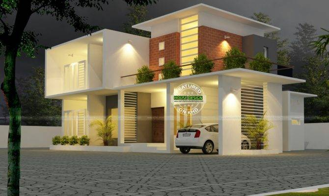 Home Kerala Design Floor Plans