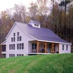 Home Kits Energy Smart Panels Esips Flexible Barn House Plans