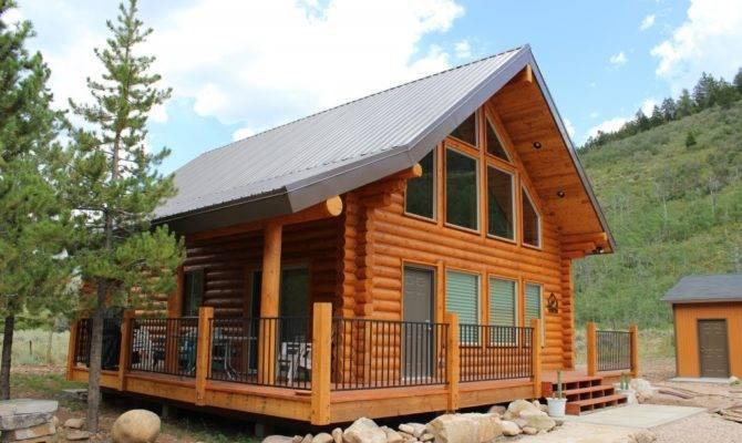 Home Log Plans Beaver Creek