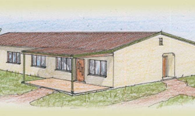 Home Low Pitched Roof Design Farmer Weekly