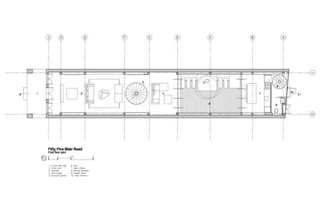 Home Modern Minimalist House Plans Design Second Sun