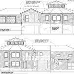 Home Plan Drawings Elevation