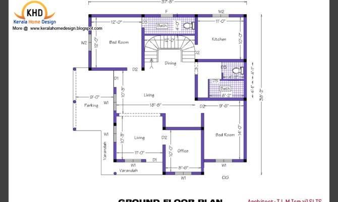 Home Plan Elevation Appliance