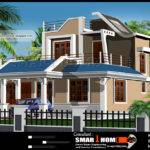 Home Plan Elevation Kerala