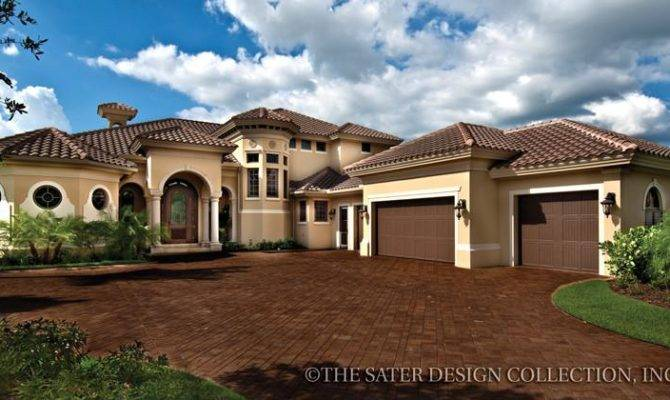 Home Plan Gabriella Sater Design Collection