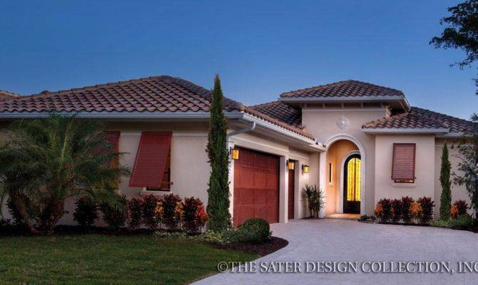 Home Plan Kelston Sater Design Collection