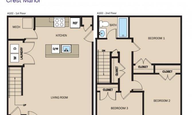 Home Plan Multi Unit Apartment Floor Plans