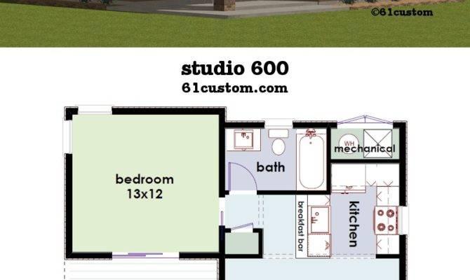 Home Plan Unique Studio Small House