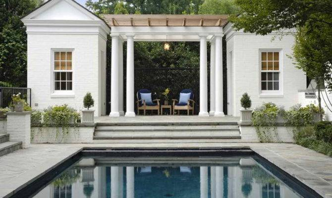 Home Planning Ideas Old Fashioned Way Get Best Pool House