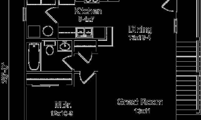 Home Plans Apartment Garage Plan