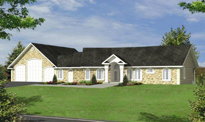 Home Plans Craftsman House Ranch More