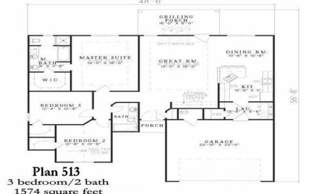 Home Plans Design Mississippi House