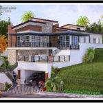 Home Plans Hillside Lots Elegant House Steep