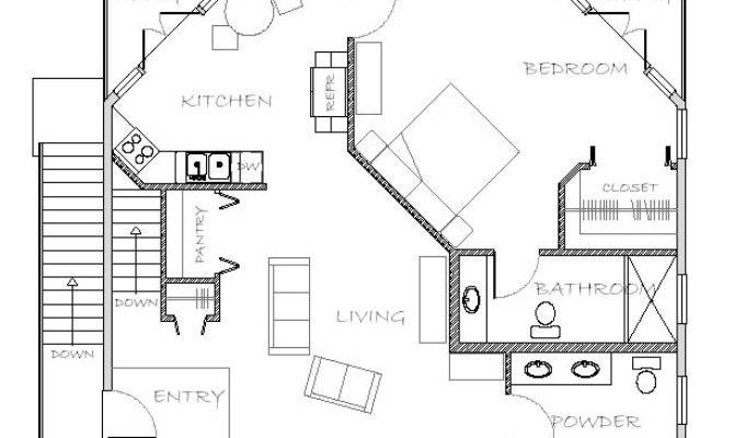 Home Plans Inlaw Suites Smalltowndjs