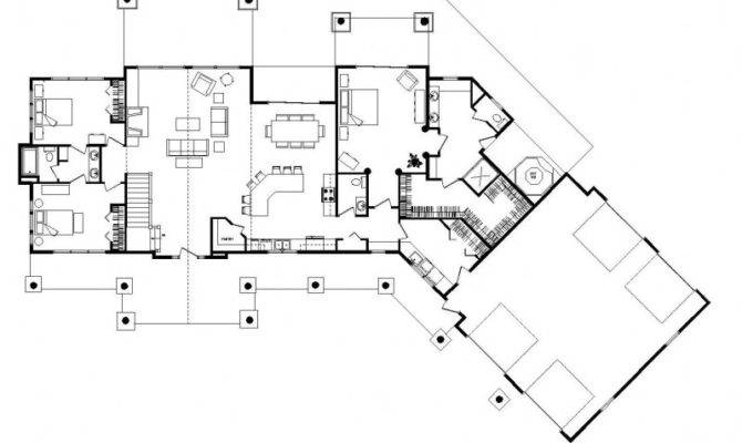 Home Plans Jack Jill Bathroom Floor