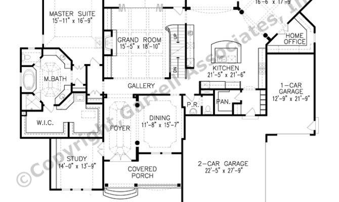 Home Plans Keeping Rooms Design Style