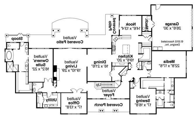 Home Plans Luxurious Georgian House Style