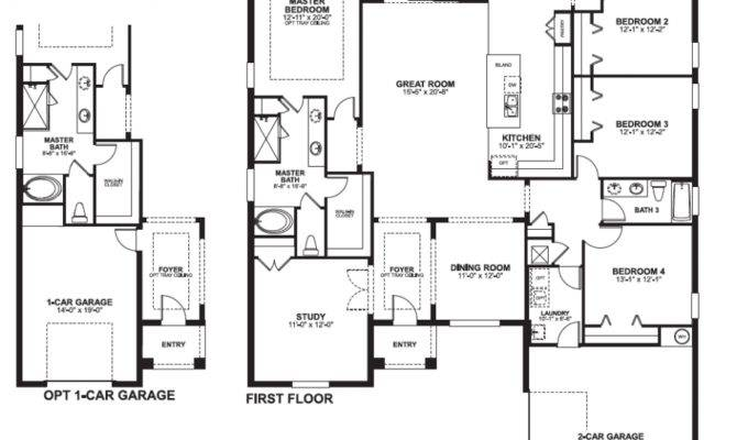 Home Plans Master Suites