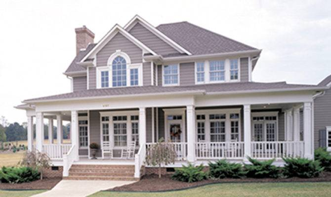 19 Decorative Country House Plans With Wrap Around Porch House Plans