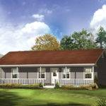 Home Plans Ranch House Country Cabin Cottage