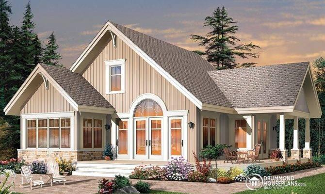 Home Plans Romantic Cottage House