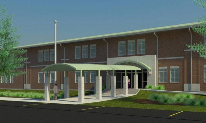 Home Plans School Building
