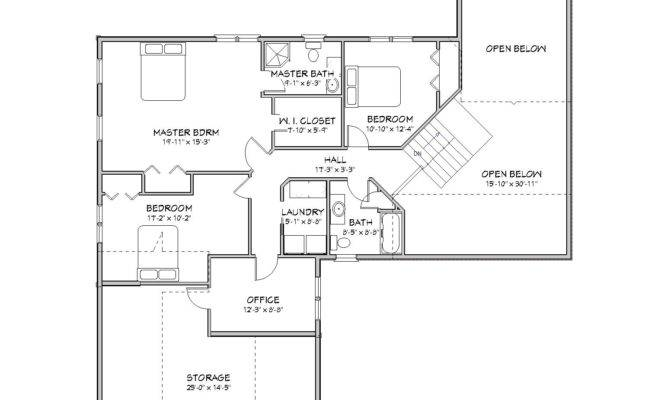 Home Plans Traditional Two Story House