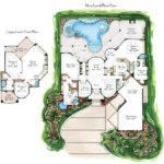 Home Plans Villas Floor