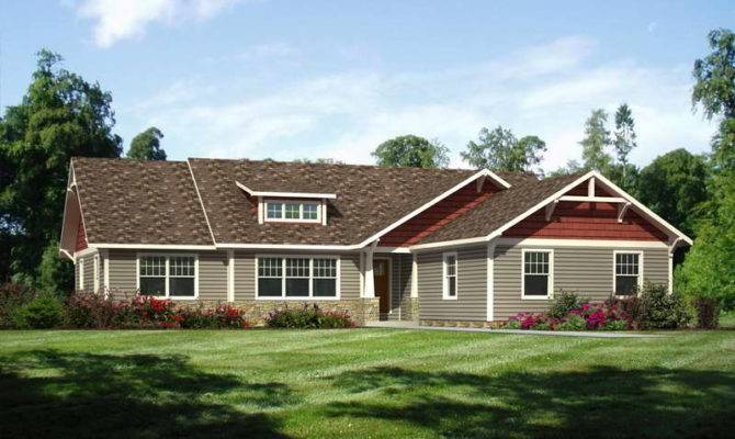 Home Ranch Designs Style Homes House Plans