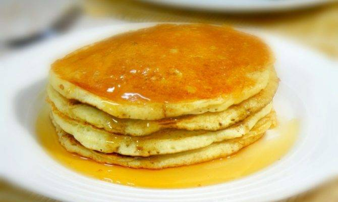 Homemade Pancakes Cook Share World Cuisines