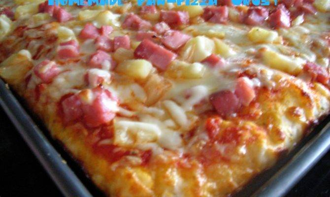 Homemade Pizza Dough Recipe Dishmaps