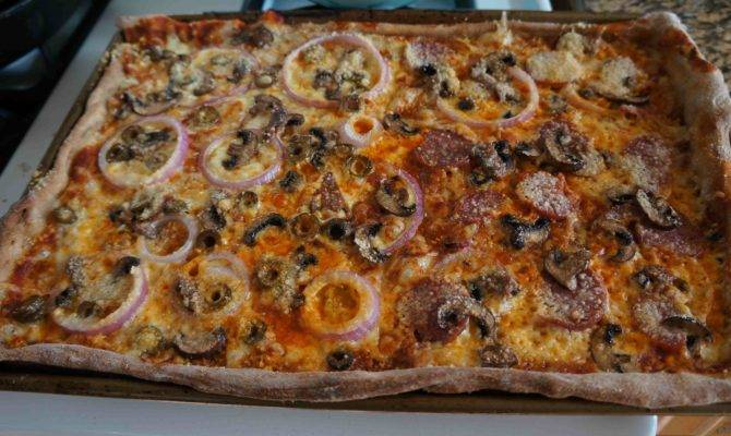 Homemade Pizza Mag