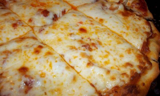 Homemade Pizza Recipe Twin Cities Frugal Mom