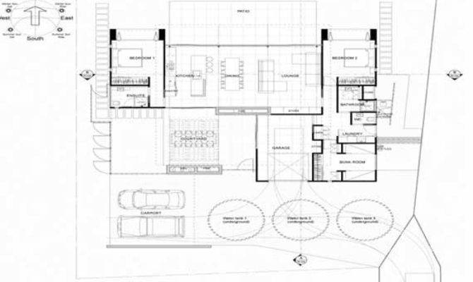 Homeplans Modern House Plan