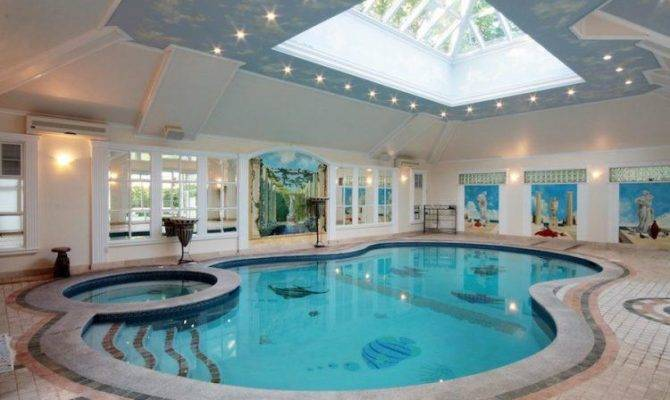 Homes Beautiful Indoor Swimming Pool Designs