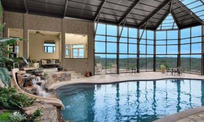 Homes Beautiful Indoor Swimming Pool Designs