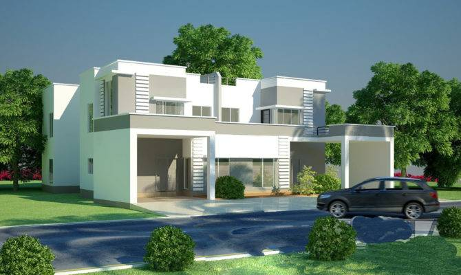 Homes Beautiful Latest Exterior Designs New Home