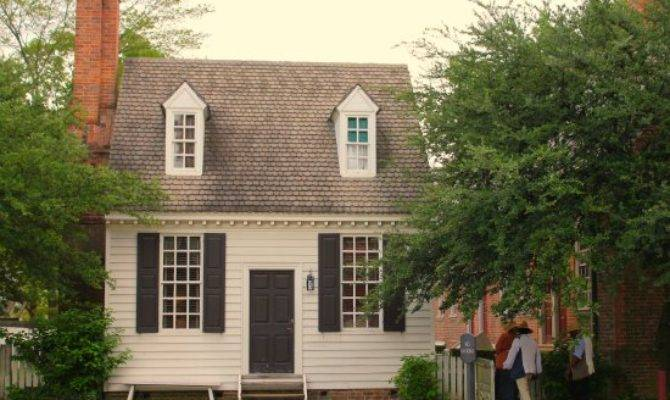 Homes Colonial Williamsburg One Hundred Dollars