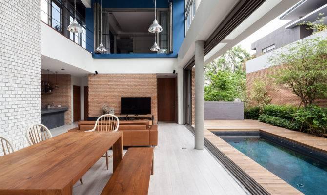 Homes Designed Indoor Outdoor Living Design Milk