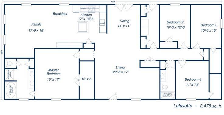 homes home floor plans steel barndaminium metal_37338 metal buildings floor plans gurus floor,House Plans 40 X 60