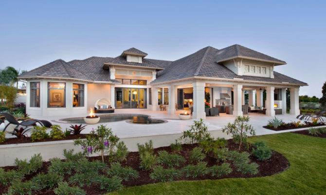 Homes Ideas Tri Level Home Architecture House