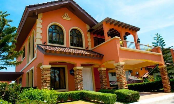 Homes Land Philippines Italian Style Ponticelli