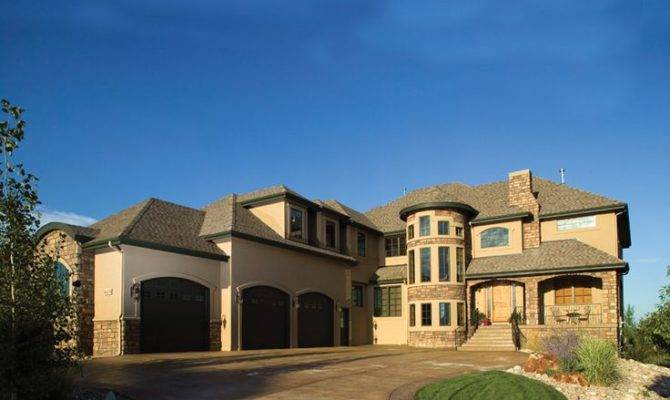 Homes Luxury House Plans More Floor