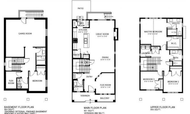 Homes Plans Single