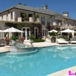 Homes Real House Wife Lisa Vanderpump Beverly Hills Mansion
