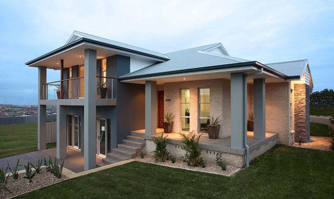 Homes Sloping Blocks
