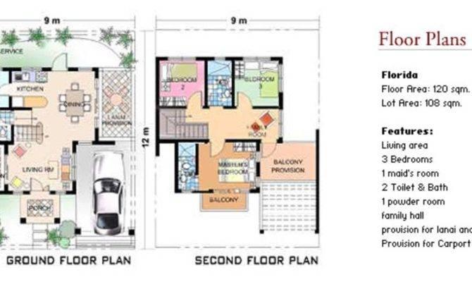 Homes Southwest Florida Plan Floor House Plans