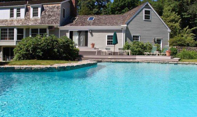 Homes Swimming Pool Sale Darien Find